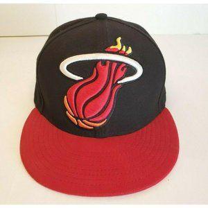 New Era Miami Heat NBA Harwood Classics 59Fifty
